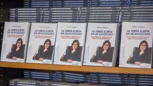 Libro Monica Pagano - La verità scritta da un avvocato